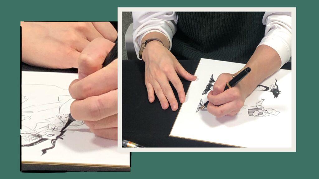 nagabe penna stilografica
